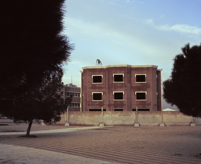Incomplete extension, The International School of Choueifat, Damascus, Syria