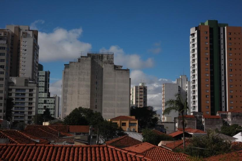 Sao Paolo skyline, Vila Magdalena