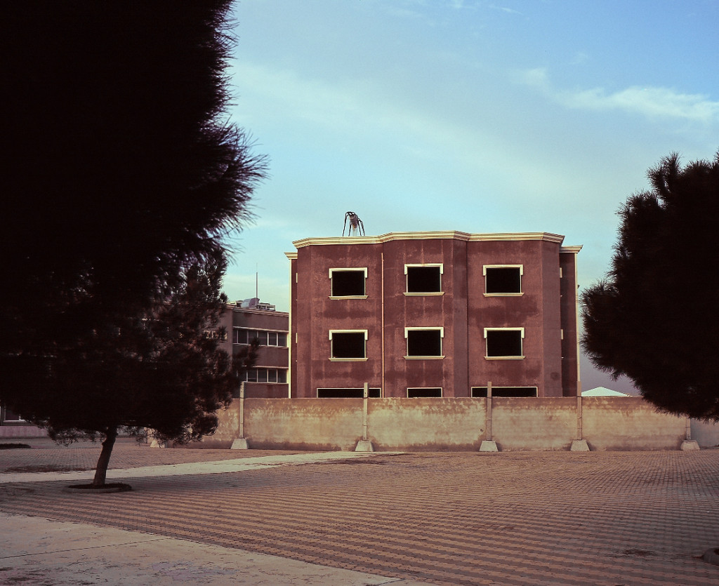 The International School of Choueifat, Damascus, 2011